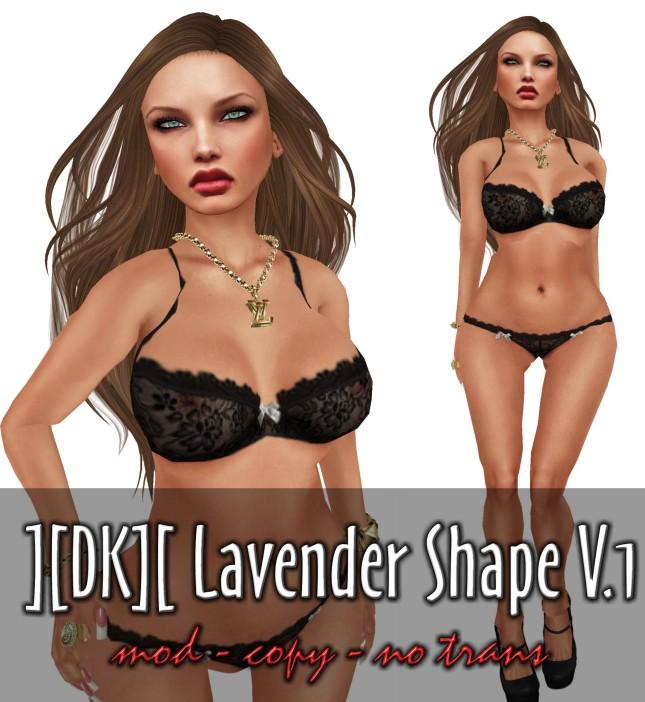 ][DK][ Lavender Shape V.1
