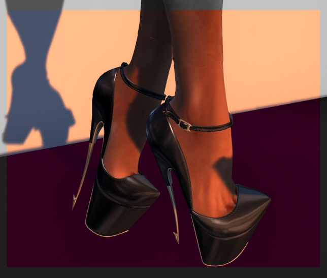 LOTD 380 shoes